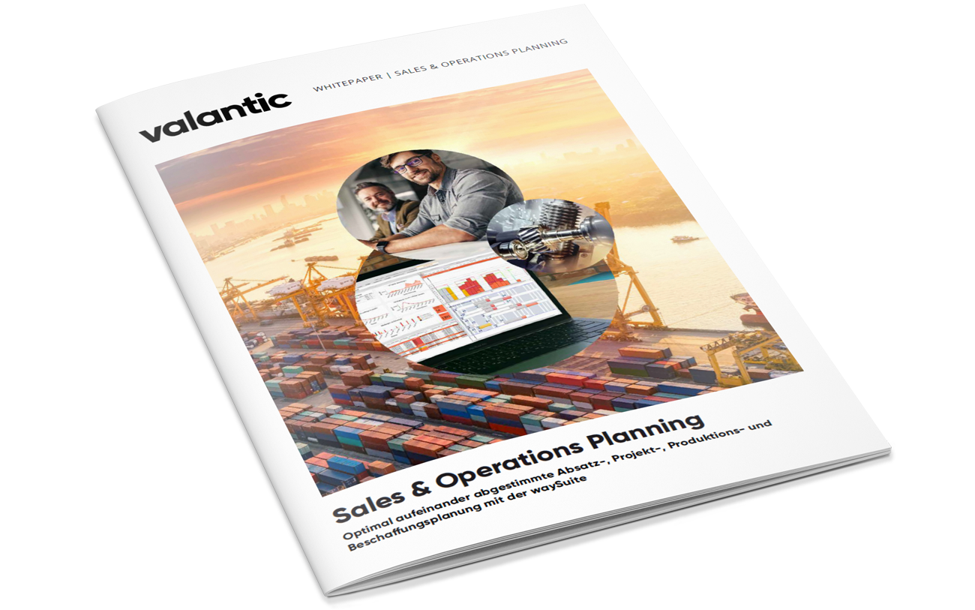 Mockup Whitepaper Sales Operations Planning