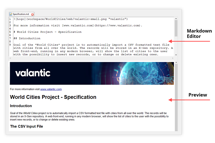 Documentation-markdown-editor-1